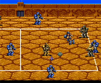 Cyber Dodge - Screenshot - Gameplay