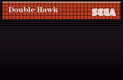 Double Hawk - Cart - Front
