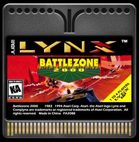 Battlezone 2000 - Cart - Front