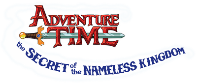 Adventure Time: The Secret of the Nameless Kingdom - Clear Logo