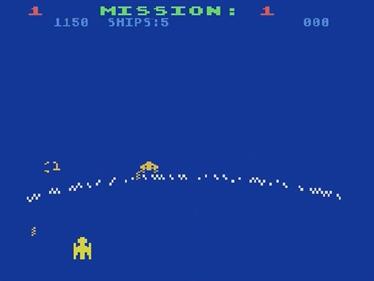 Gorf - Screenshot - Gameplay