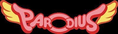 Parodius - Clear Logo