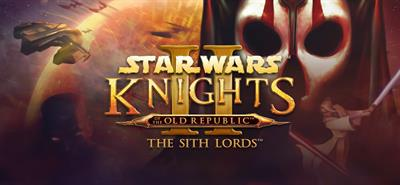 Star Wars: Knights of the Old Republic II: The Sith Lords - Banner
