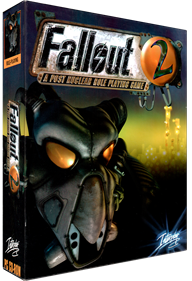 Fallout 2 - Box - 3D