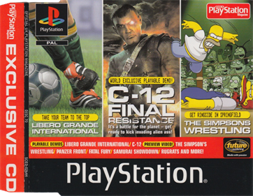 Official UK PlayStation Magazine: Demo Disc 70