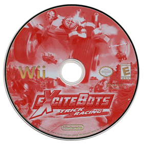 ExciteBots: Trick Racing - Disc