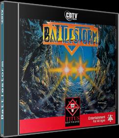 Battlestorm - Box - 3D