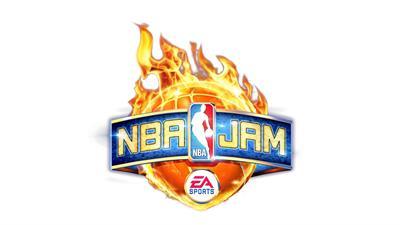 NBA Jam Tournament Edition - Fanart - Background