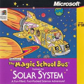 Scholastic's The Magic School Bus Explores the Solar System