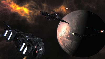 Freespace 2 - Fanart - Background