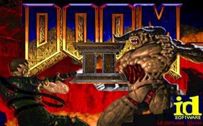 DOOM II: Hell on Earth - Screenshot - Game Title
