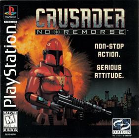 Crusader: No Remorse