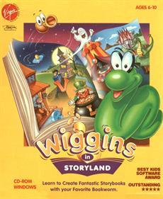 Wiggins in Storyland