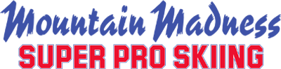 Mountain Madness: Super Pro Skiing - Clear Logo