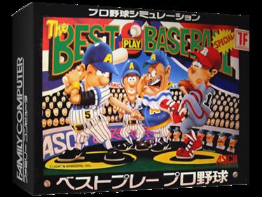 Best Play Pro Yakyuu - Box - 3D