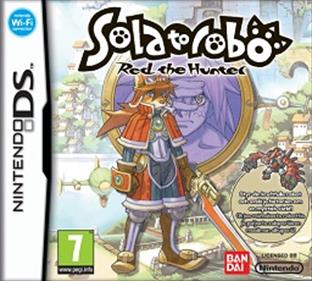 Solatorobo: Red the Hunter - Box - Front