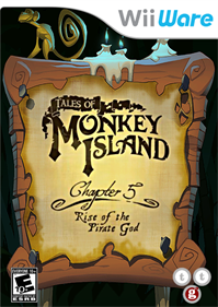 Tales of Monkey Island: Chapter 5: Rise of the Pirate God