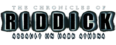The Chronicles of Riddick: Assault on Dark Athena - Clear Logo