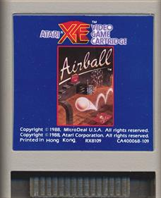 Airball - Cart - Front