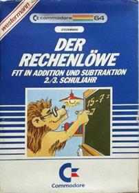 Der Rechenlowe: Fit in Addition und Subtraktion: 2-3 Schuljahr
