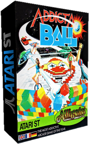 Addictaball - Box - 3D