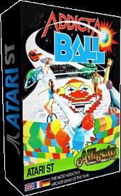 Addicta Ball - Box - 3D