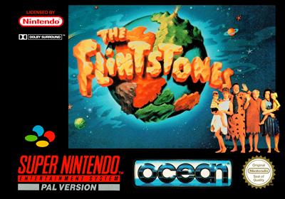 The Flintstones - Box - Front