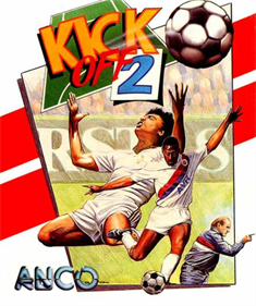 Kick Off 2: Competition Version