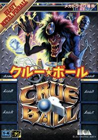 Crüe Ball - Box - Front
