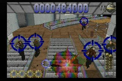 Die Hard Trilogy - Screenshot - Gameplay