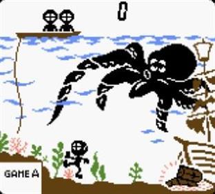 Octopus  - Screenshot - Gameplay