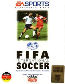 FIFA International Soccer - Box - Front