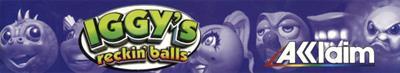 Iggy's Reckin' Balls - Banner