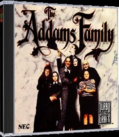 The Addams Family - Box - 3D