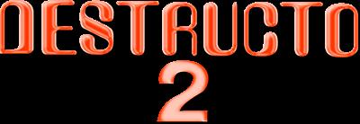 Destructo 2 - Clear Logo