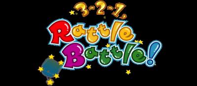 3-2-1, Rattle Battle! - Clear Logo