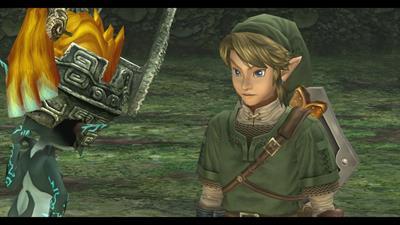 The Legend of Zelda: Twilight Princess HD - Screenshot - Gameplay