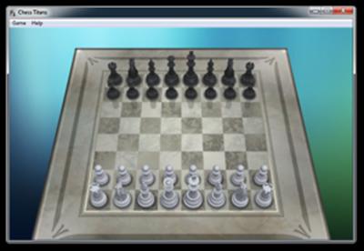 Chess Titans - Screenshot - Gameplay