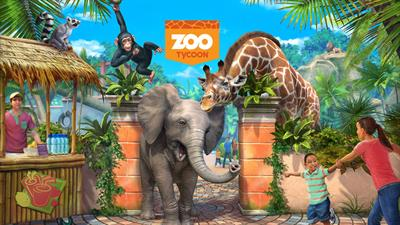 Zoo Tycoon: Ultimate Animal Collection - Fanart - Background