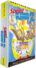 Speed King 2 - Box - 3D