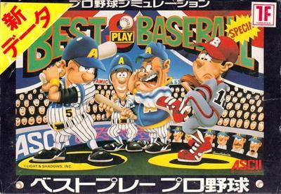 Best Play Pro Yakyuu