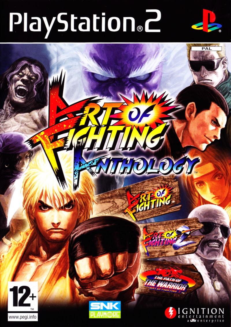 Art Of Fighting Anthology Details Launchbox Games Database