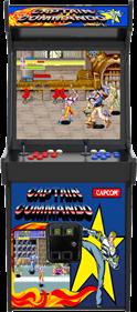 Captain Commando - Arcade - Cabinet