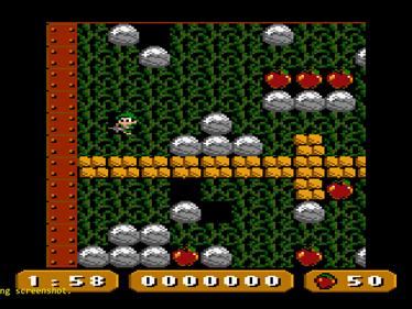 Apple Snaffle - Screenshot - Gameplay