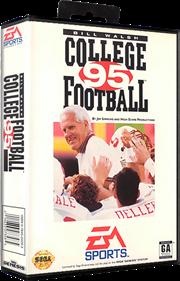 Bill Walsh College Football 95 - Box - 3D
