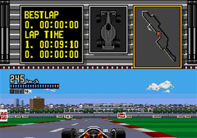 Ferrari Grand Prix Challenge - Screenshot - Gameplay
