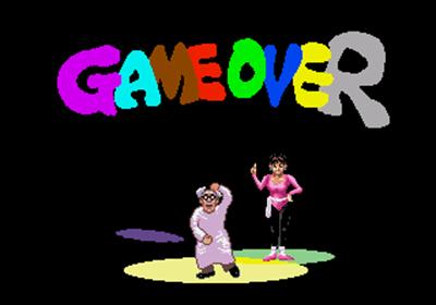 Quiz Scramble Special - Screenshot - Game Over