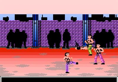 Pit-Fighter - Screenshot - Gameplay