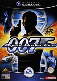 007: Agent Under Fire - Box - Front