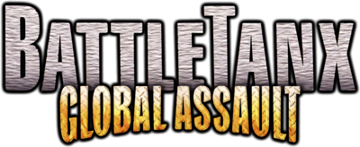 BattleTanx: Global Assault - Clear Logo